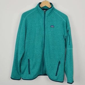 (SOLD) Patagonia Better Sweater full zip jacket